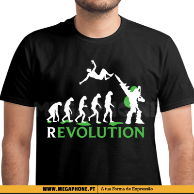 Evolution Lol shirt