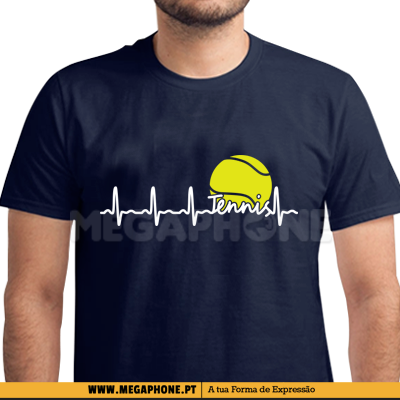 HEARTBEAT TENNIS SHIRT