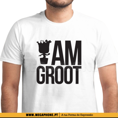 I am Groot shirt