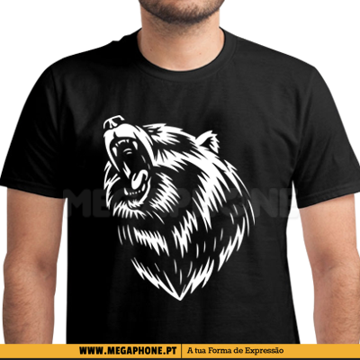 Screaming Beaver shirt