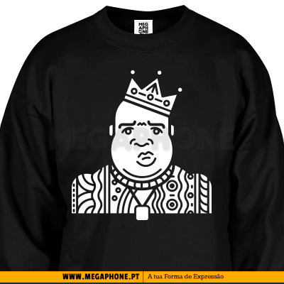 The Notorious Big shirt
