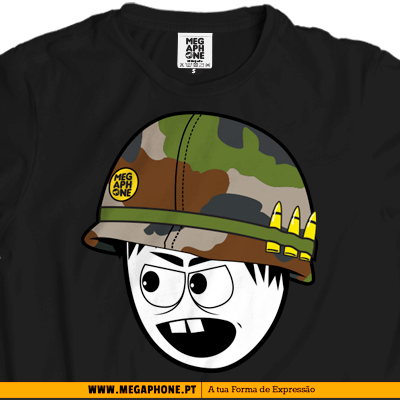 Army boy tshirt