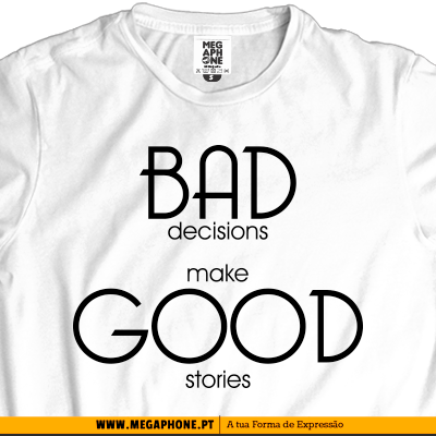 Bad Good Stories T-shirt