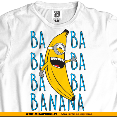 Banana Minion Minimos shirt