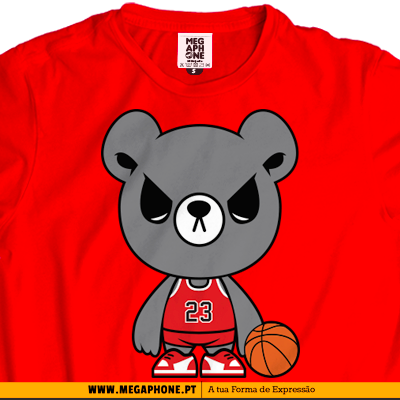 Basket Urso Chicago shirt