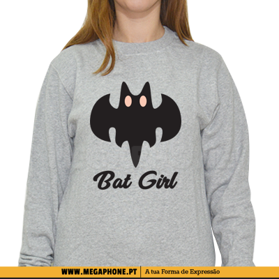 Bat girl shirt