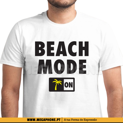 Beach Mode On shirt