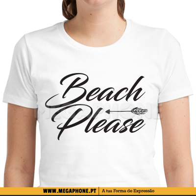 Beach Please shirt