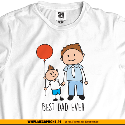 Menino Best dad ever shirt