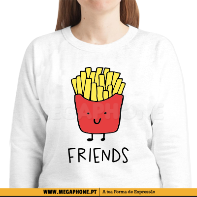 Best Friends Fries shirts
