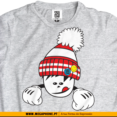 Bonnet boy tshirt