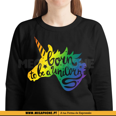 Born to be unicorn shirt