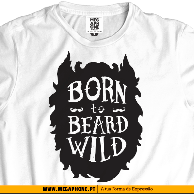 Born to be wild shirt