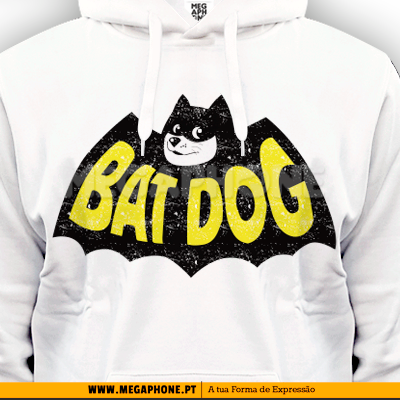 Batdog shirt batman