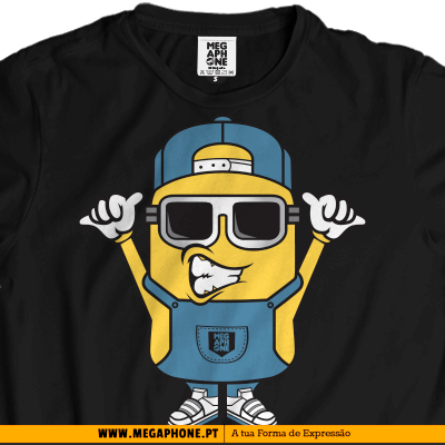 Minion Hang Loose shirt minimos