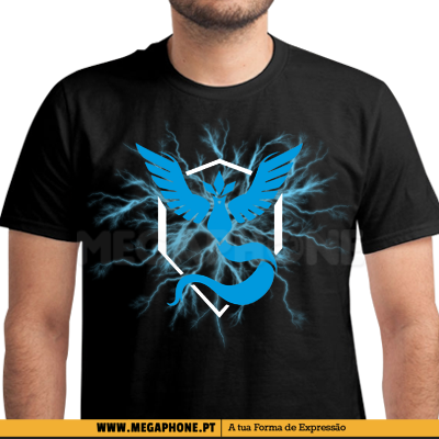 Raios Team Mystic shirt pokemon