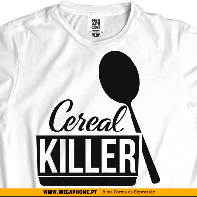 Cereal Killer tshirt