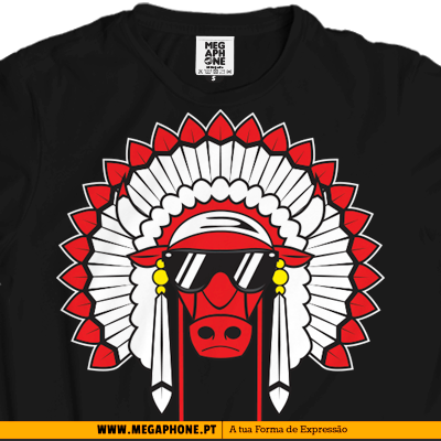 Chicago Indio shirt