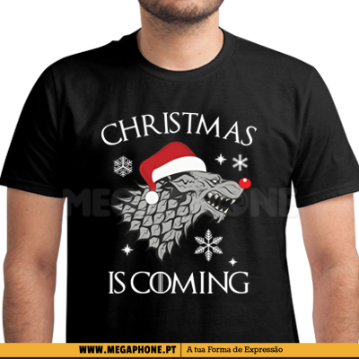 Christmas is Coming shirt