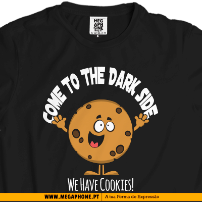 Come to the darkside starwars shirt