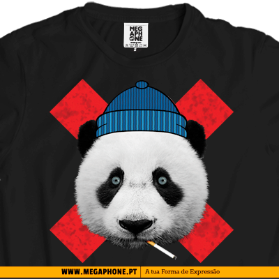 Cross Panda tshirt