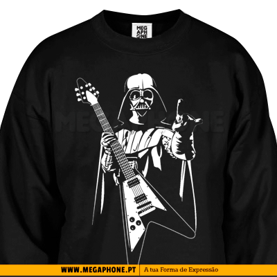Darth Vader guitar shirt star wars