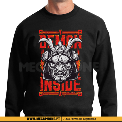 Demon inside shirt