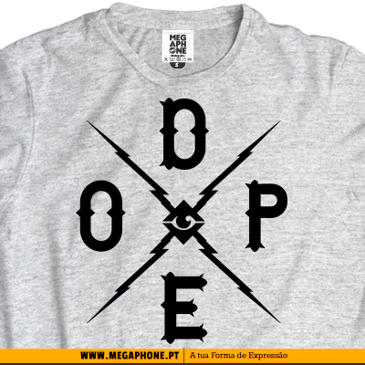 Dope cross swag t-shirt