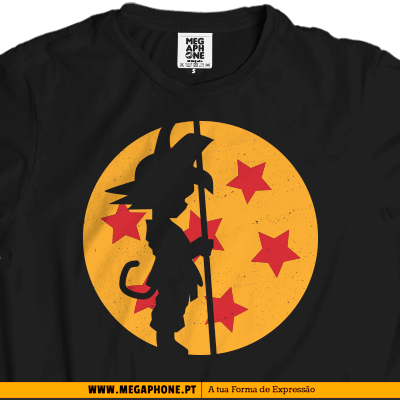 Bola Cristal Dragonball super shirt
