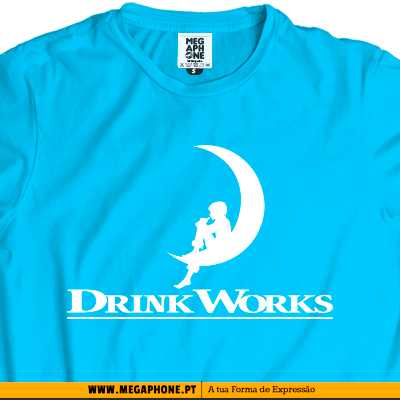 Drink Works t-shirt