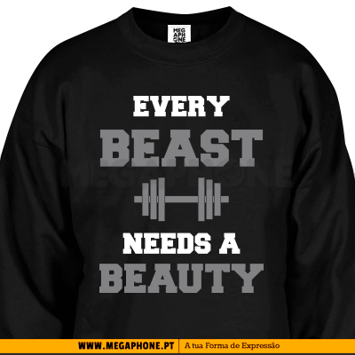Every Beast shirt gym
