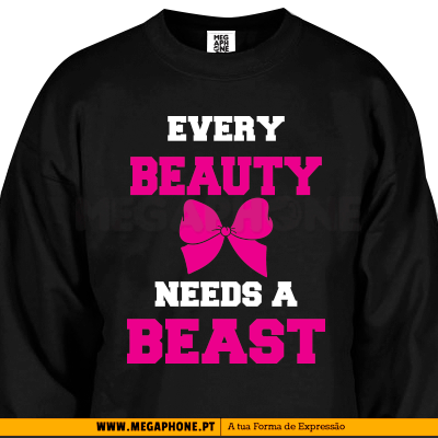 Every Beauty gym shirt