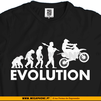 Evolution motocross shirt mota