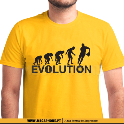 Evolution Rugby shirt