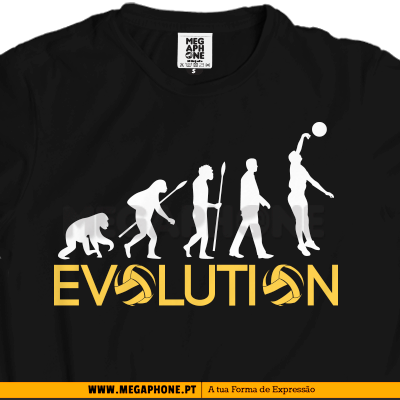 Evolution Voleibol shirt Volleyball