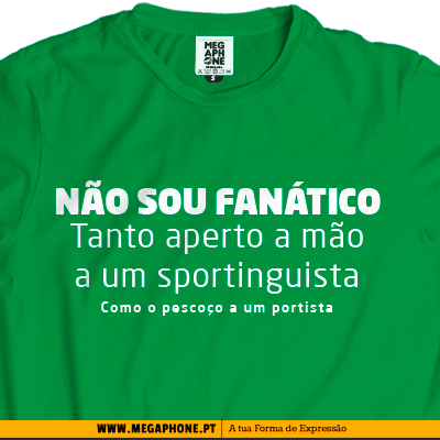 Fanatico sportinguista portista