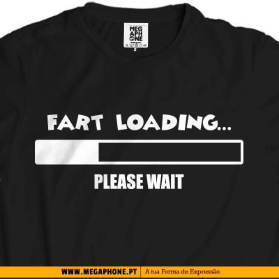 Fart loading t-shirt