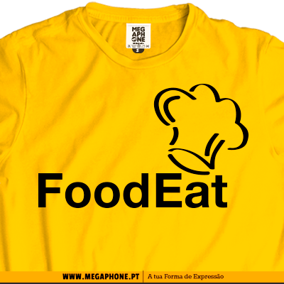 FoodEat T-shirt