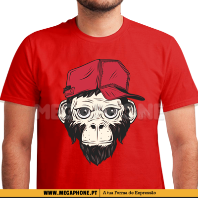 Freaking Monkey Shirt