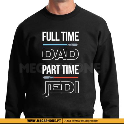 Full time dad part time jedi