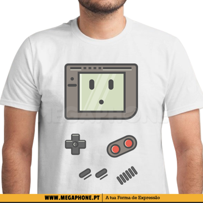 Game boy shirt