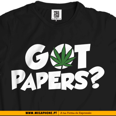 Got papers t-shirt