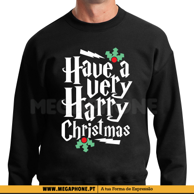 Have a very harry christmas shirt