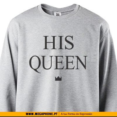 His Queen shirt