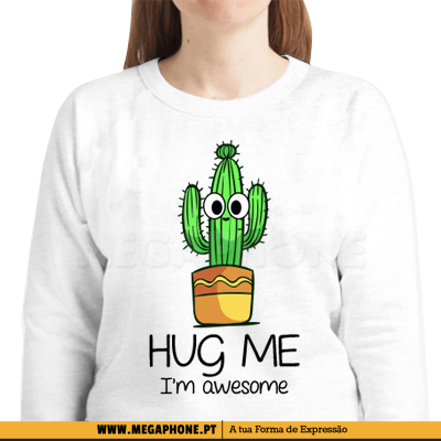 Hug me awesome shirt