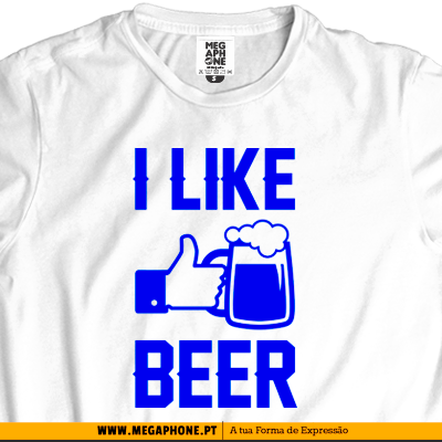 I like beer tshirt
