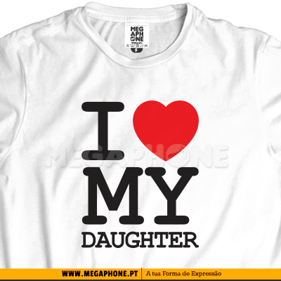 Ny I love my daughter shirt mae pai