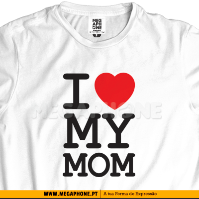 Ny I love my mom shirt mae pai