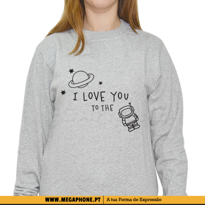 M I love you Casal shirt