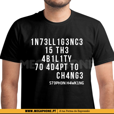 Intelligence Ability Shirt